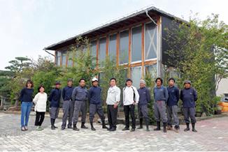 長野市で庭、エクステリア、庭手...